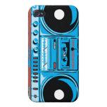 Boom Box EYEPhone 4 Case iPhone 4 Covers