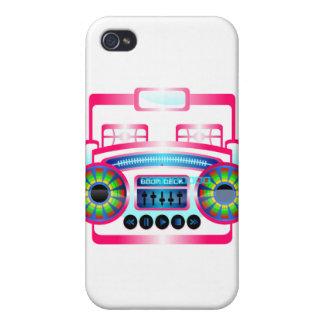 Boom Box iPhone 4 Case