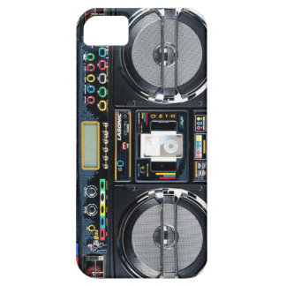 Boom Box iPhone  5 (five) Case!!! iPhone 5 Cases
