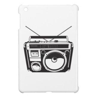 ☞ boom box Oldschool/cartridge player iPad Mini Covers