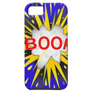 Boom Cartoon Bubble Tough iPhone 5 Case