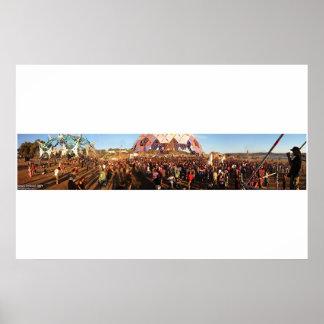 Boom Festival 2004 -Huge- Poster