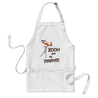 Boom Goes the Dynamite Standard Apron