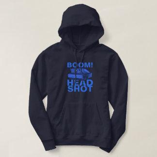 Boom Head Shot Hooded Sweatshirt