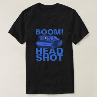 Boom Head Shot T Shirt