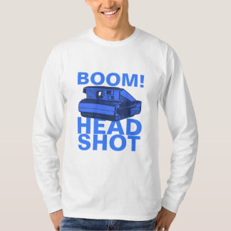 Boom Head Shot T Shirts