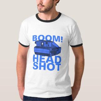 Boom Head Shot Tees