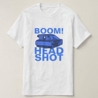 Boom Head Shot Tshirts