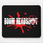 Boom   Headshot Mousepad