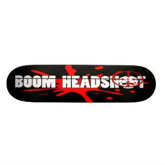 Boom   Headshot Skate Decks