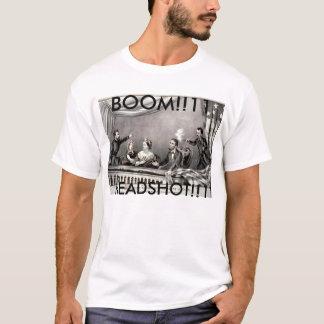 BOOM HEADSHOT T-Shirt
