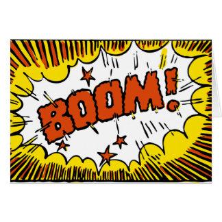 BOOM! II -- CARD