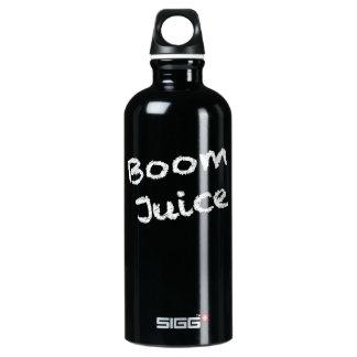 Boom Juice - White Writing Water Bottle