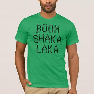 """""""Boom Shaka Laka"""" t-shirt"""