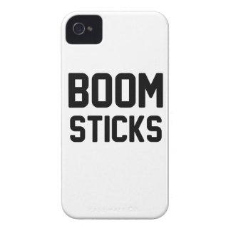Boom Sticks iPhone 4 Cover
