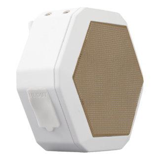 Boombot REX Speaker uni Gold White Boombot Rex Bluetooth Speaker