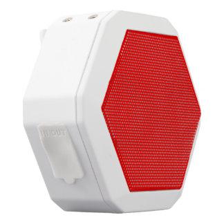 Boombot REX Speaker uni Red White Boombot Rex Bluetooth Speaker