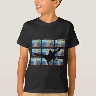 Boombox B-Boy T-Shirt