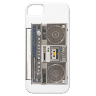 Boombox Barely There iPhone 5 Case