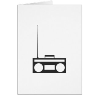 Boombox Cards