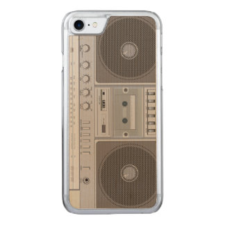 Boombox Carved iPhone 7 Case