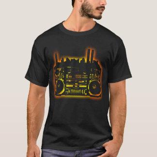 Boombox City Art T-Shirt