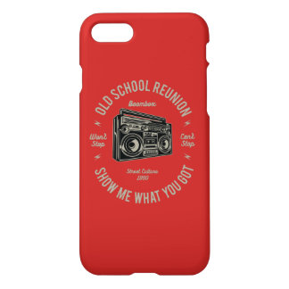 Boombox Glossy Phone Case