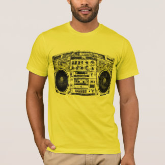 Boombox graffiti T-Shirt