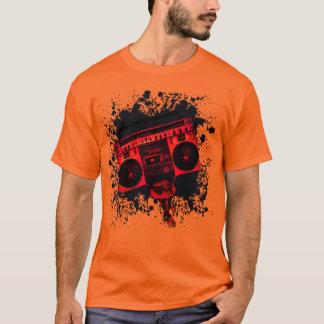 BoomBox Head Splattered T-Shirt