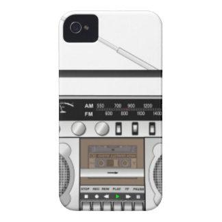 Boombox iPhone 4 Case-Mate Case
