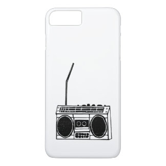 Boombox iPhone 8 Plus/7 Plus Case