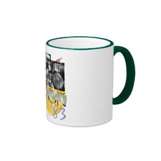 Boombox Nation 83 Mugs