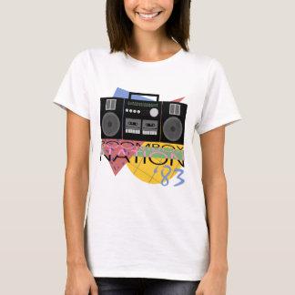 Boombox Nation 83 T-Shirt