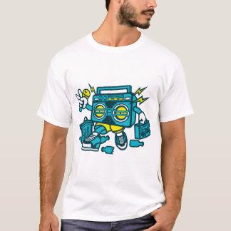 Boombox radio T-Shirt