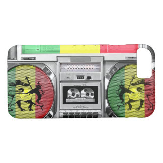 boombox reggae iPhone 8/7 case