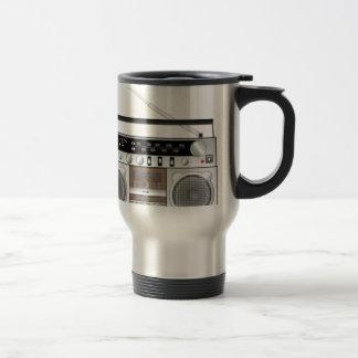 Boombox Travel Mug