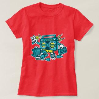 BoomBox Women's T-Shirt