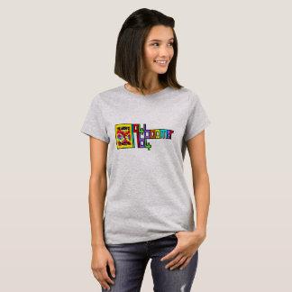 BOOMER Flower Power T-shirt