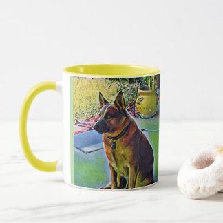 Boomer Red Heeler Coffee Mug
