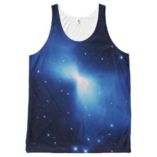 Boomerang Nebula in space NASA All-Over Print Singlet