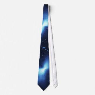 Boomerang Nebula in space NASA Tie