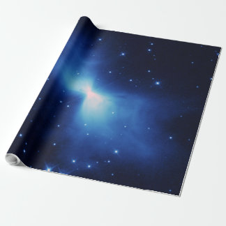 Boomerang Nebula in space NASA Wrapping Paper