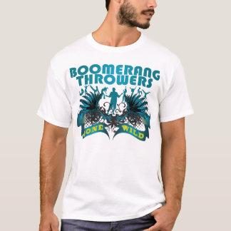 Boomerang Throwers Gone Wild T-Shirt