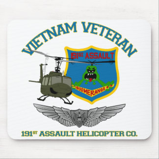 Boomerangs Vietnam (Crew Wings 2) Mouse Pad