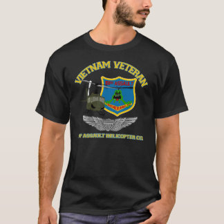 Boomerangs Vietnam (Pilot Wings) T-Shirt