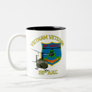 Boomerangs Vietnam (Ver 1) Two-Tone Coffee Mug