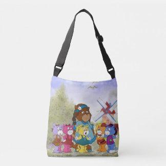 Boomi Cats Crossbody Bag