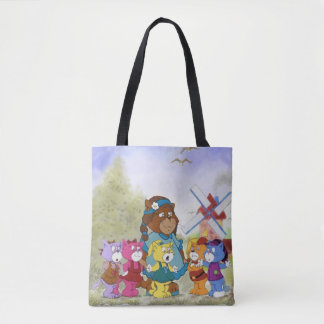 Boomi Cats Tote Bag
