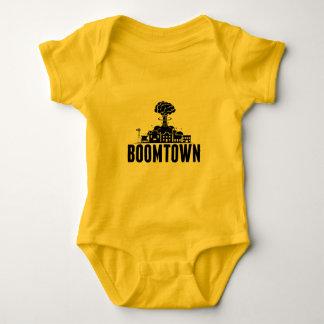 Boomtown! Baby Bodysuit