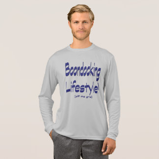 Boondocking Lifestyle Design T-Shirt